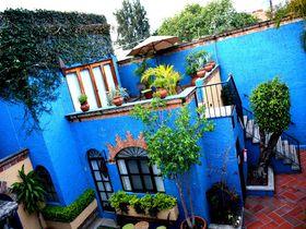 青の世界で夢心地!メキシコ「ホテル ラ ヴィラ デル エンスエニョ」