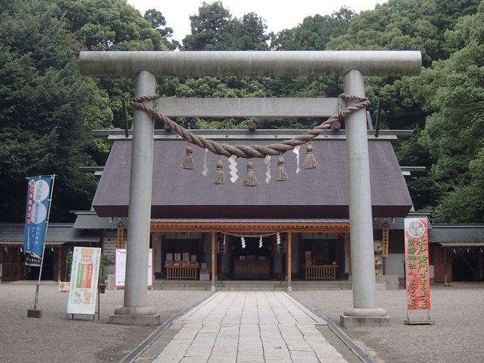 5.常磐神社