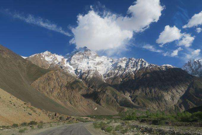 パミール高原の旅情報