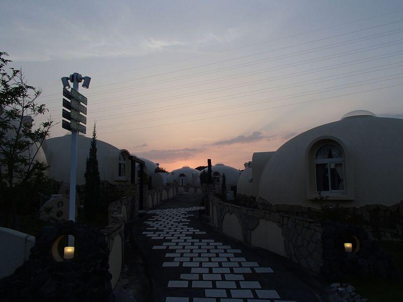 かわいいドームハウスがいっぱい!南紀白浜を昼も夜も楽しめるとれとれヴィレッジに泊まろう!