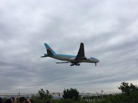 飛行機が頭上を飛んでいく!関空の裏側が見られちゃう「わくわく関空見学プラン」|大阪府|トラベルjp<たびねす>