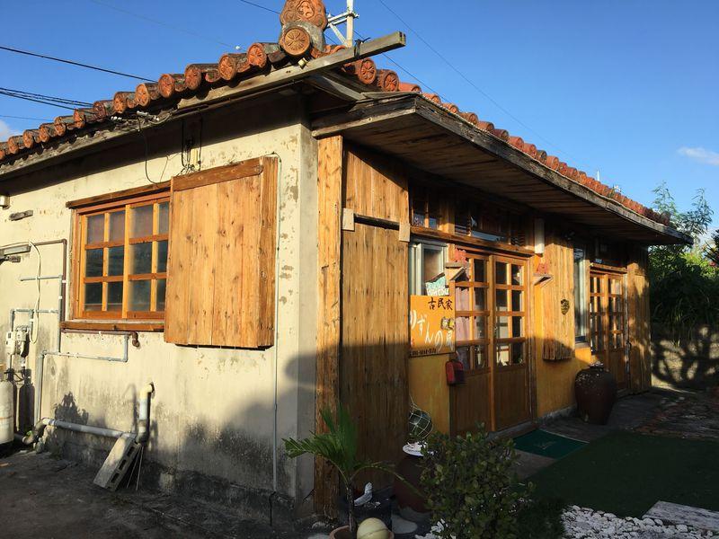 宮古島で一戸貸しの沖縄伝統赤瓦古民家「うりずんの風」