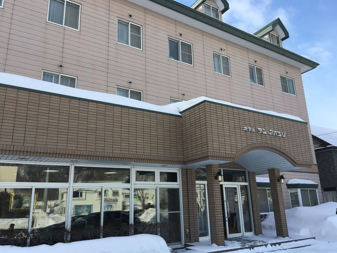 網走駅前でビジネスや観光に便利なホテル