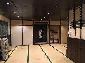 京都の中心部で忍者体験ができるスポット