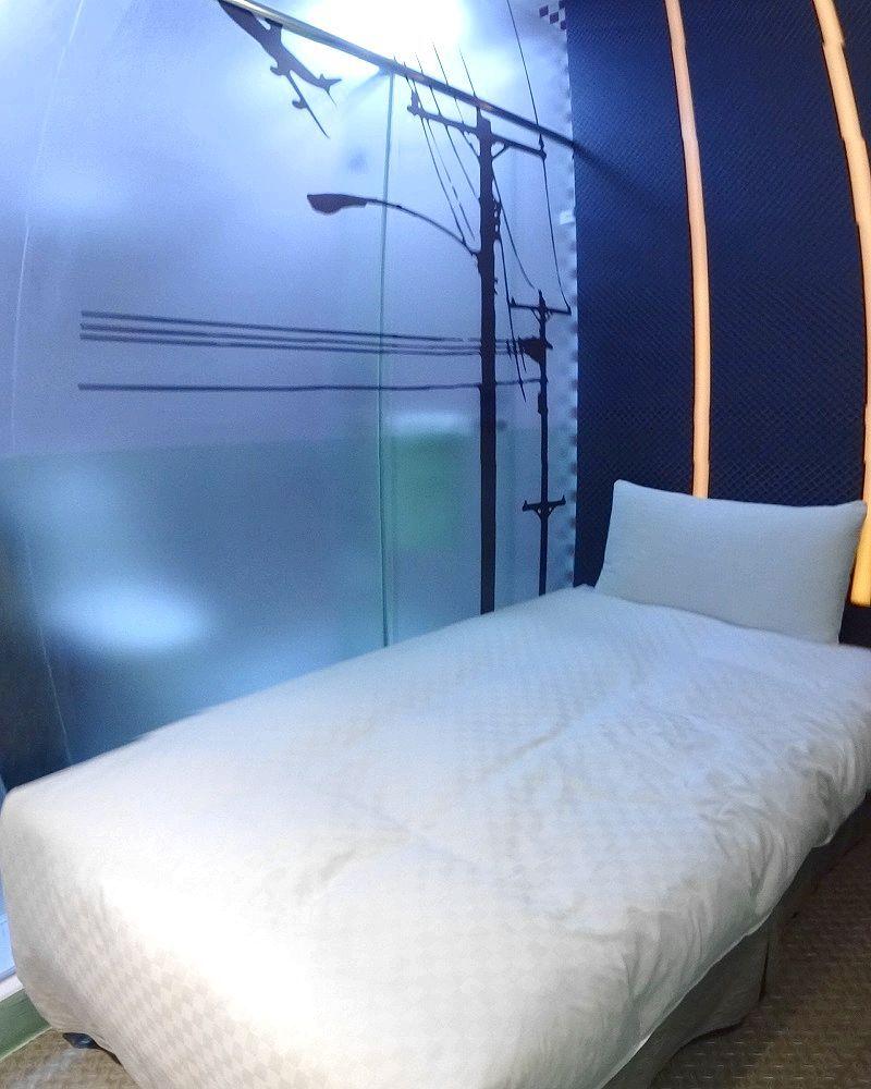 部屋も朝食もカワイイ!NLコンセプトホテル(NL概念商旅)