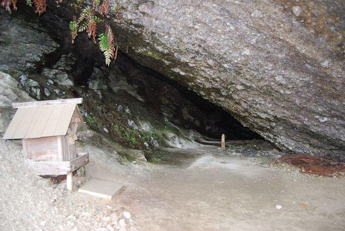 もう一つの黄泉平坂〜黄泉穴・「猪目洞窟」
