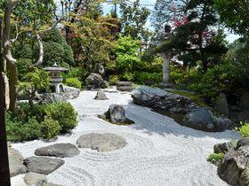 東京・高尾山麓の「高尾駒木野庭園」自然の中で日本庭園鑑賞