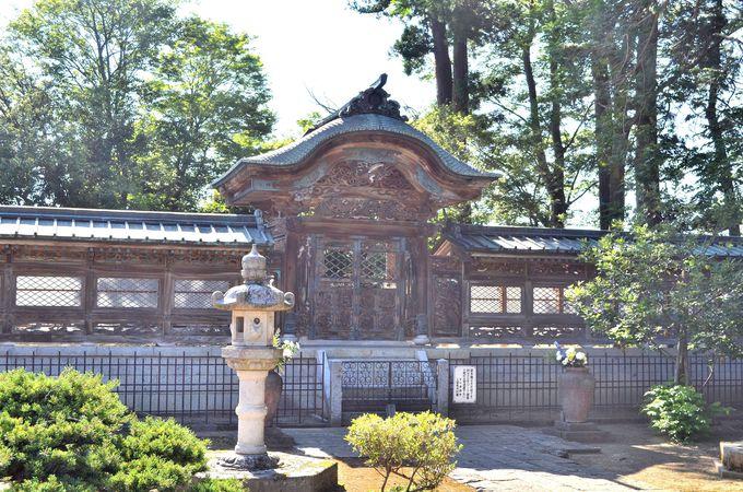 親鸞聖人の御骨がある寺「浄興寺」上杉謙信公とも関係