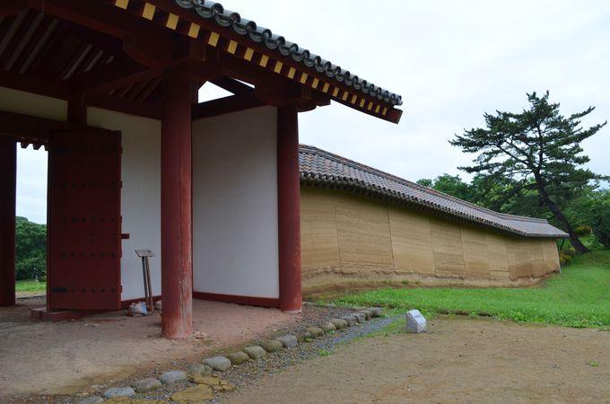 秋田城〜最北の重要拠点