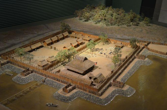はじめて発見された古墳時代の豪族の館、群馬の名前もここと関係!