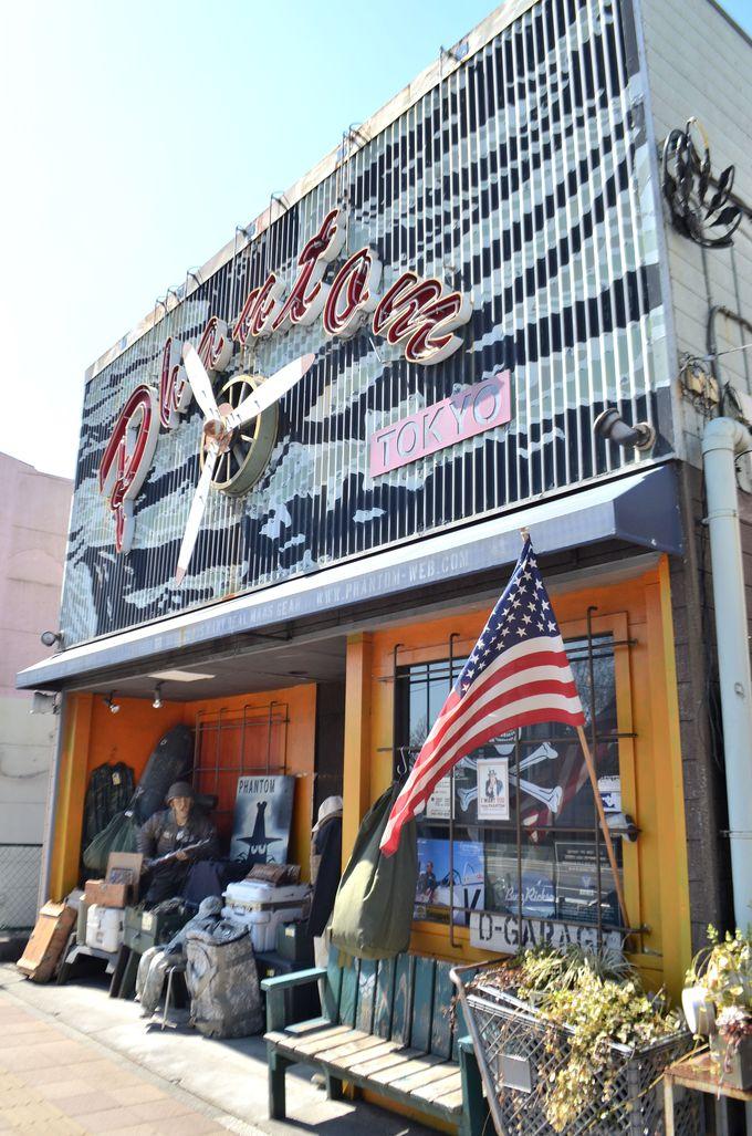 東京「福生 Base Side Street」日本で一番アメリカに近い商店街で異国体験