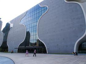 世界の9大新ランドマーク!伊東豊雄氏設計の台中国家歌劇院がユニーク過ぎる!