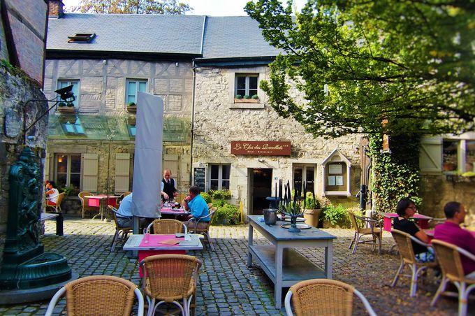 美食の街、デュルビュイ