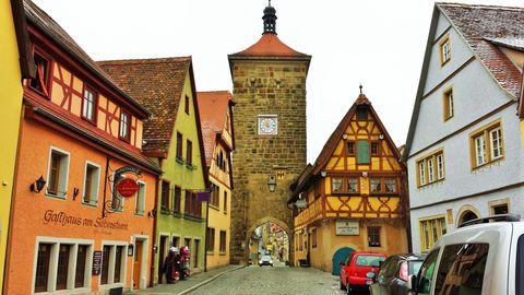 ドイツ観光の定番「ロマンティック街道」を満喫したい!!