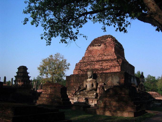 タイ初の独立国家「スコータイ」