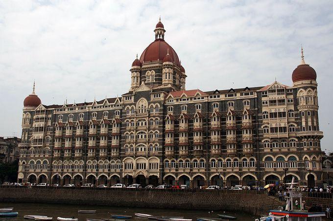インドの自尊心「タージマハル・ホテル」