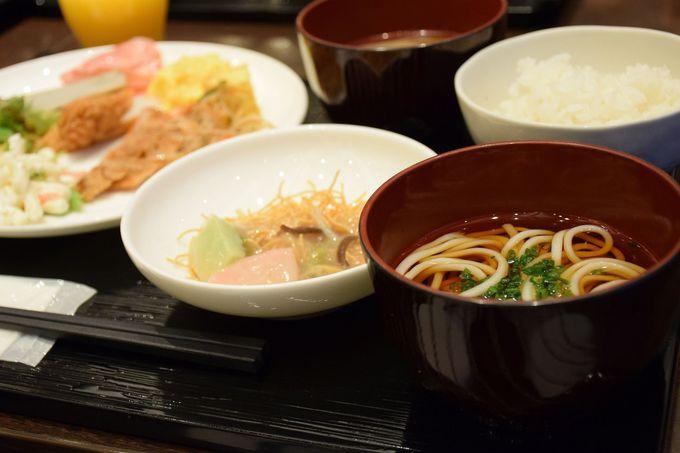 朝食で長崎名物を食べる!
