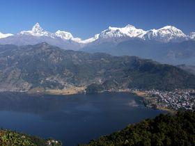 気軽なヒマラヤ眺望トレッキング!癒しの街ネパール「ポカラ」