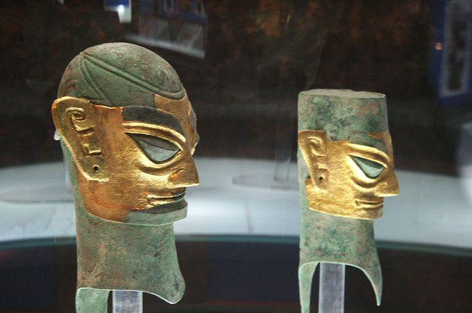 長江の青銅器文明