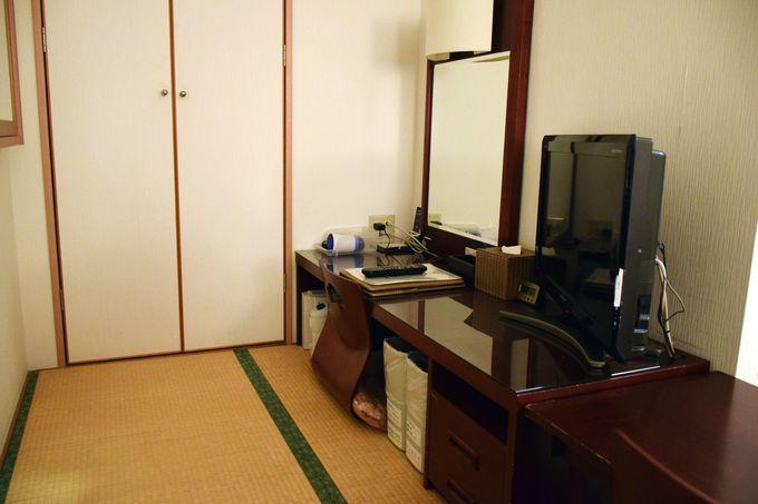 充実の室内設備