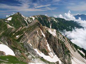 雲海に温泉、大雪渓まで!大自然が満喫できる白馬周遊登山|長野県|トラベルjp<たびねす>