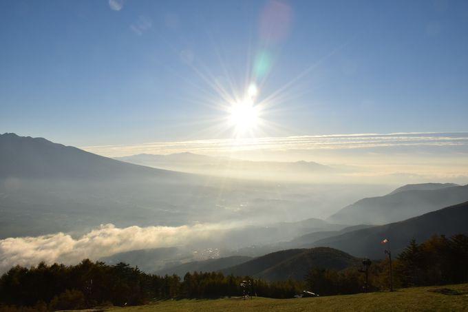 季節ごとに魅力が満載!一年中楽しめる入笠山