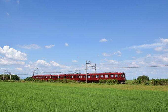 まだまだ楽しみ方いっぱいの養老鉄道