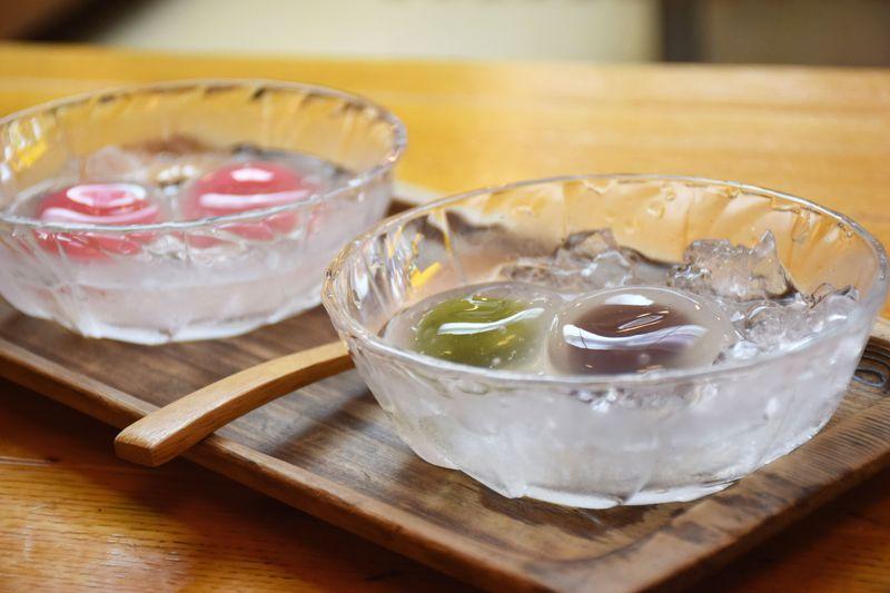 見た目食感とも涼しさ満点!岐阜県大垣「水まんじゅう」4選