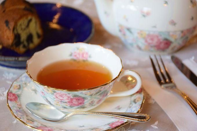 本当に美味しい紅茶をどうぞ!「紅茶専門店TEAS Liyn-an」