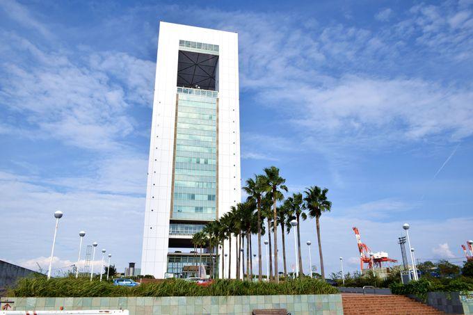 三重県で最も高い建物「うみてらす14」
