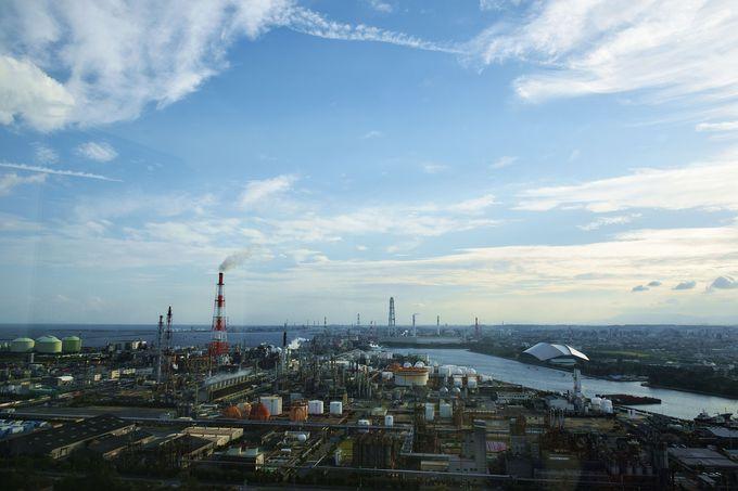 日本夜景遺産認定の四日市工場夜景を楽しむ!