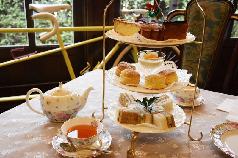英国ティータイムを日本で!紅茶日本一愛知県尾張旭の紅茶専門店「ティーズリンアン」