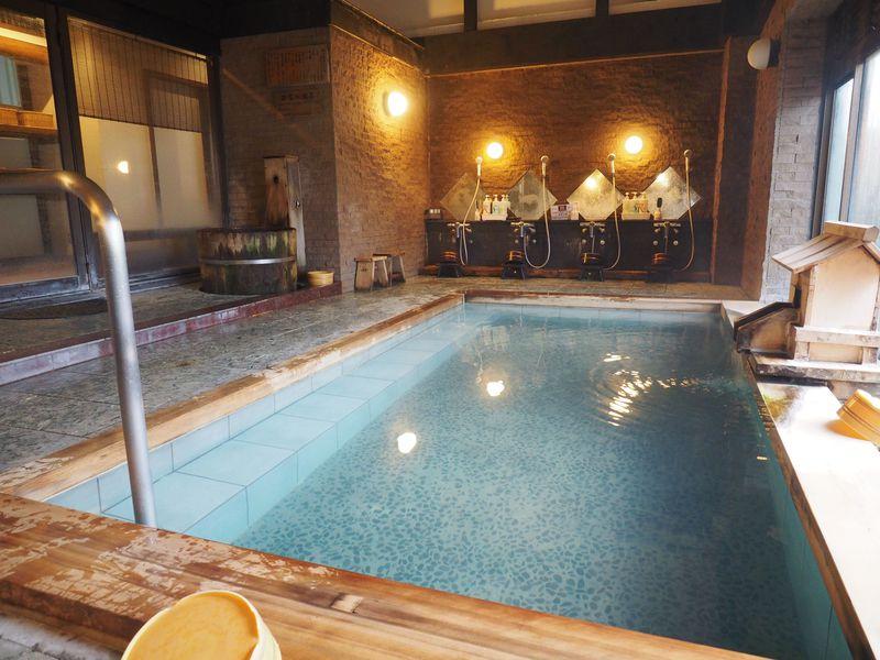 巡礼者を癒して200年!埼玉県秩父市の温泉旅館「新木鉱泉」
