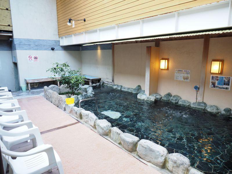 460円で入れる大露天風呂!上野駅徒歩12分の「寿湯」