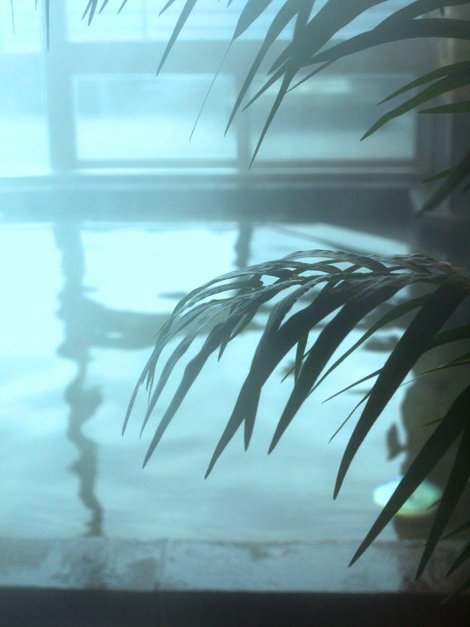 温泉三昧〜地元の人にも人気の「金印の湯」〜