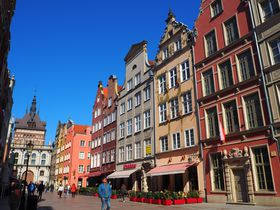 まるで青空美術館!ポーランド・グダニスクの「旧市街」は、ただ歩くだけで幸せ気分