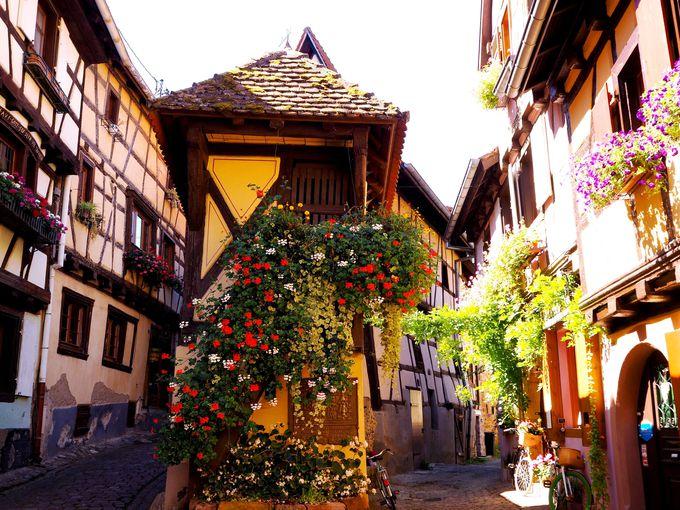 美しすぎる村、エギスアイム