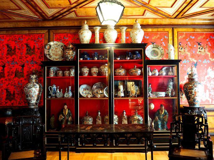 これだけでも見ごたえ満点、ヴィラヌフの美術コレクション