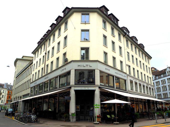スイスにあった!世界最古の菜食レストラン
