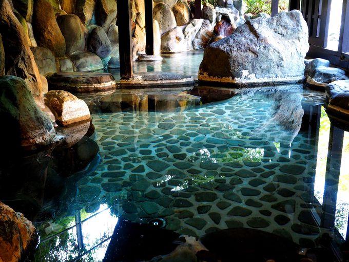 温泉から温泉へ、楽しいホッピング!