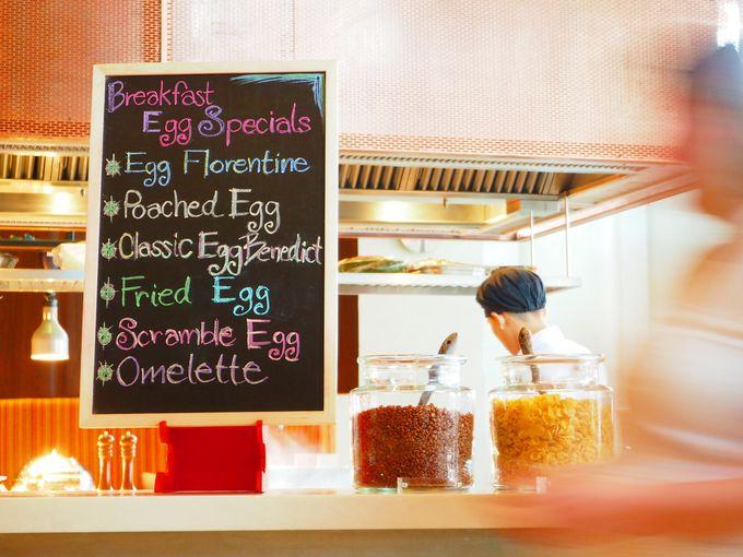 パンコクの1日は、コスパのよい朝食ビュッフェで始めよう。