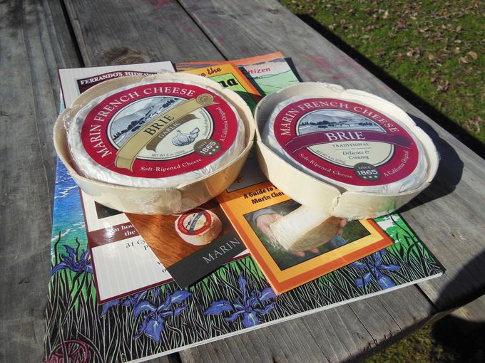 酪農の町だから、チーズも美味しい!