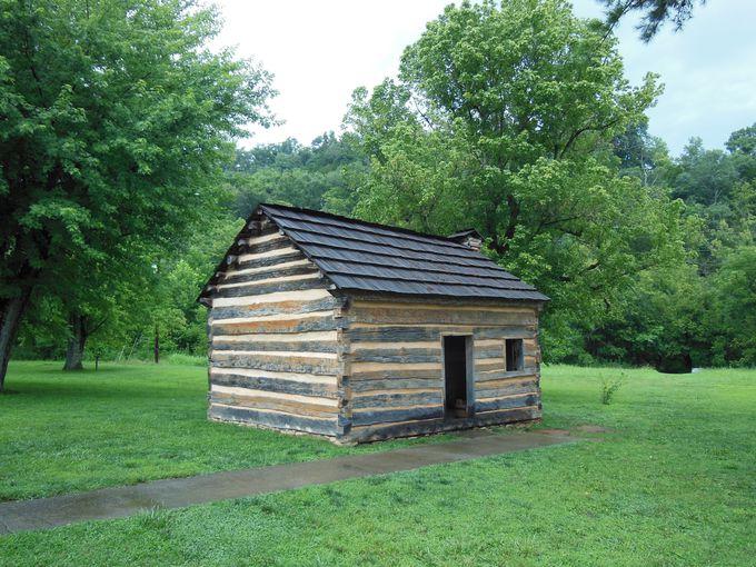 ケンタッキーに歴史あり!リンカーンの生誕地