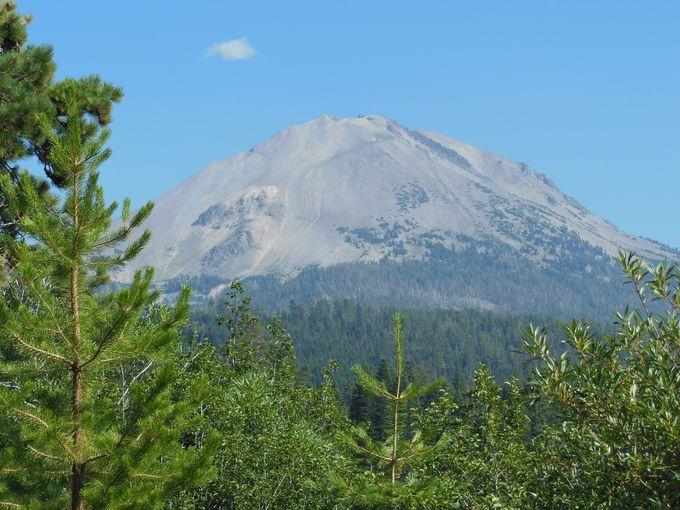 大噴火のあとに広がる、静かな自然