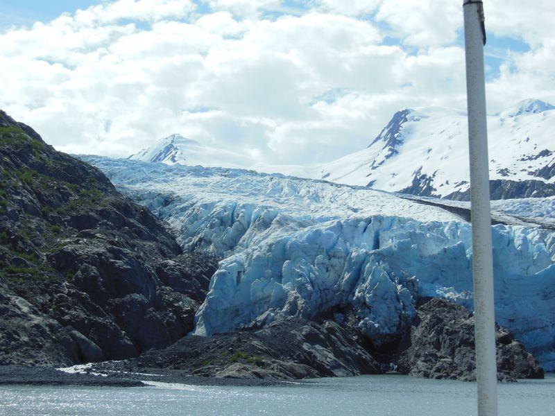 夏のアラスカは快適!アンカレッジから1日ドライブで大自然を満喫
