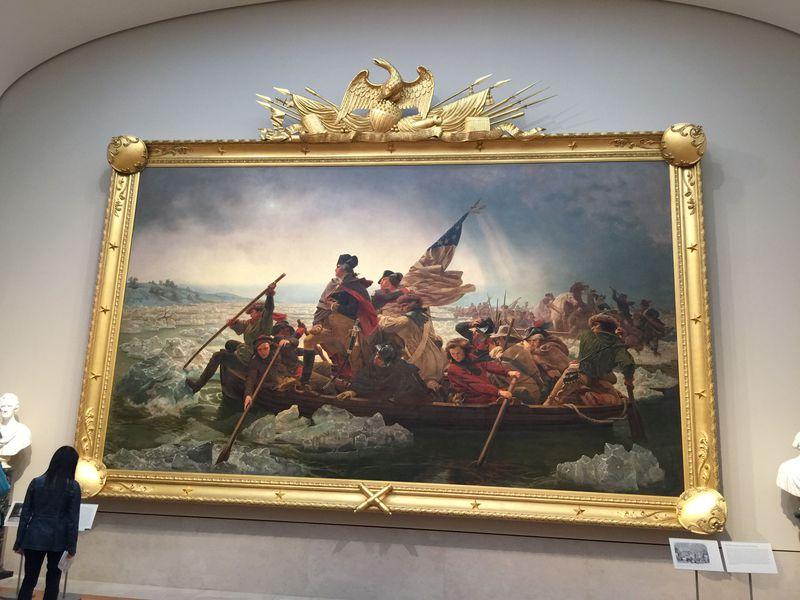 ニューヨークMET所蔵の絵画を巡る旅!米独立戦争の舞台へ