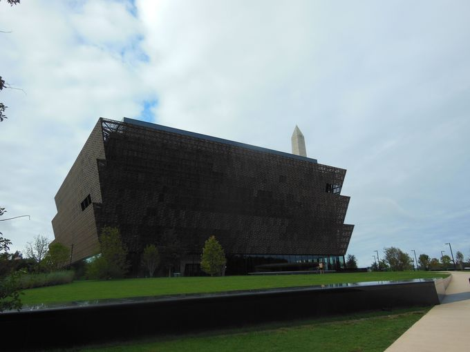 やっぱりワシントンD.C.はミュージアムがすごい!