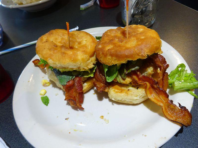 グリッツやビスケットが美味しいよ!アトランタで味わう米南部料理
