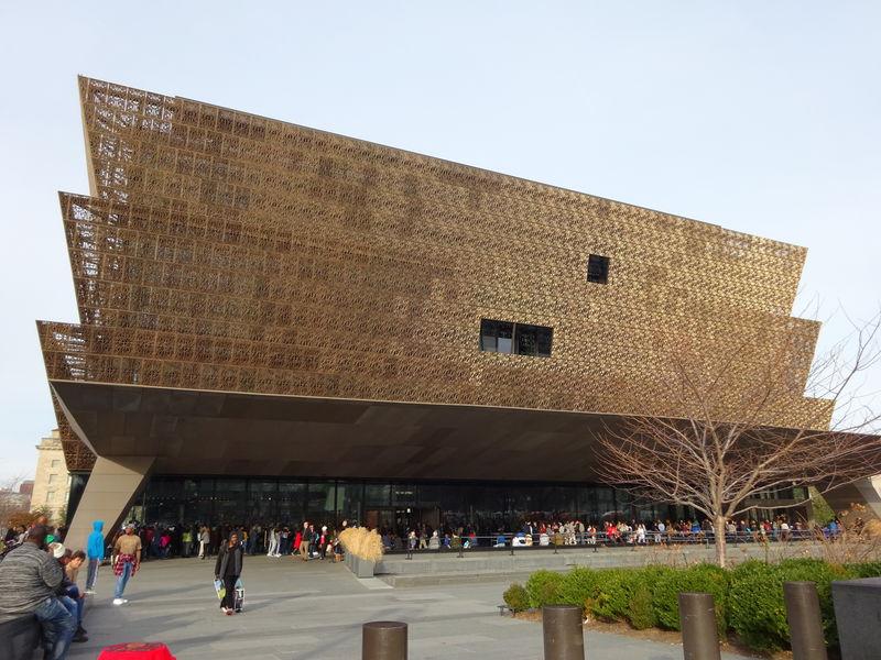 ワシントンDCの新名所「国立アフリカンアメリカン歴史文化博物館 ...