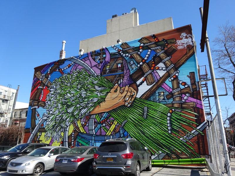 NYの人気エリア「ウィリアムズバーグ」の古着とアートとグルメ!